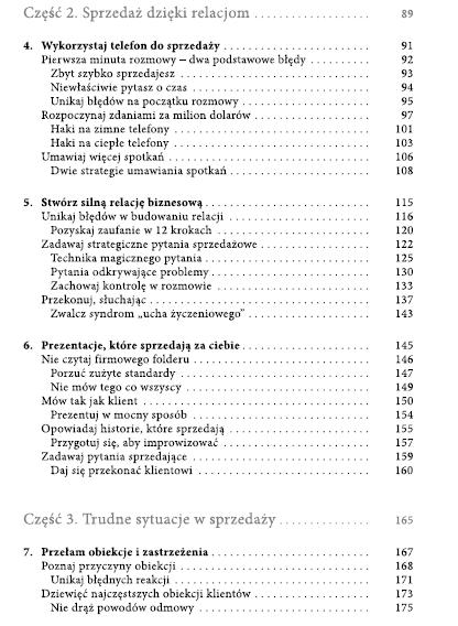 Spis treści Sprzedaż Iza Krejca-Pawski 2
