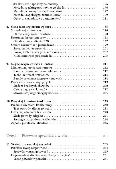Spis treści Sprzedaż Iza Krejca-Pawski 3