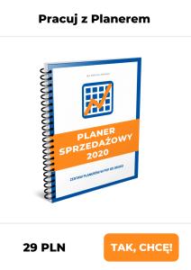 Planer Sprzedażowy 2020 do druku w PDF