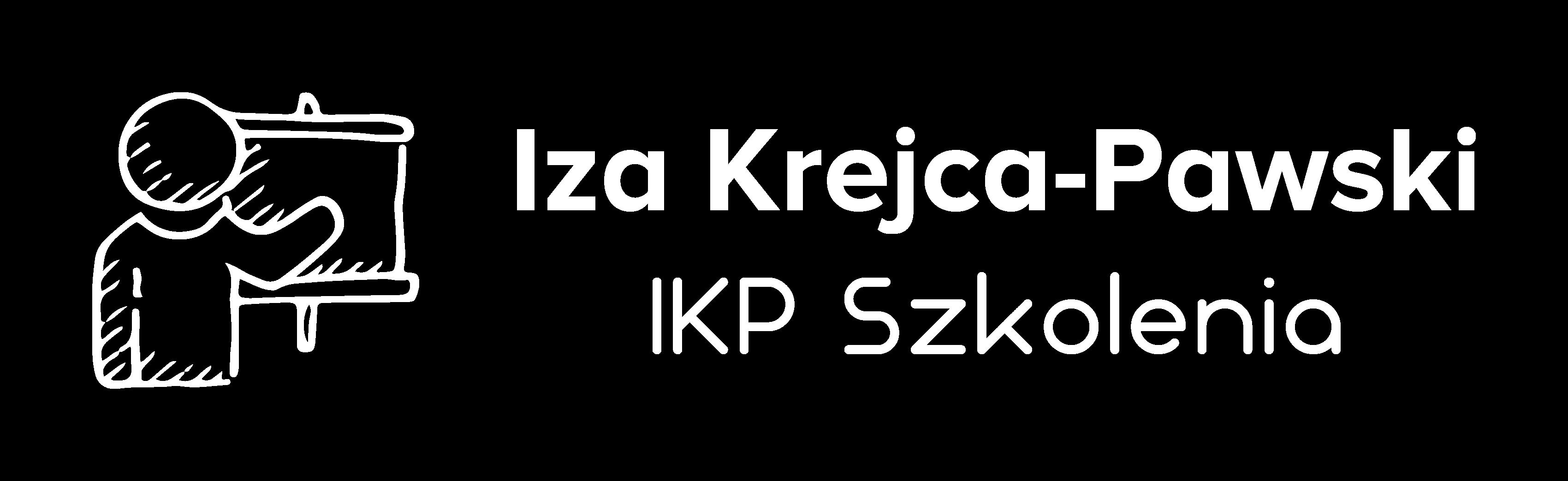whitelogotransparentbackground � iza krejcapawski