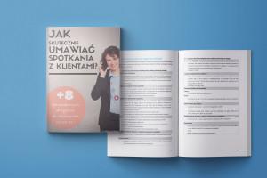 Ebook Jak Skutecznie Umawiać Spotkania z Klientami 8 sprawdzonych skryptów do stosowania od zaraz przykład skryptów Iza Krejca-Pawski